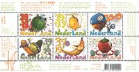 Nederland - Kinderzegels 2004