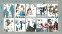 Nederland - Kerstzegels 2004 (V2296-2305, postfris)