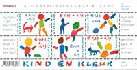 Nederland - Kinderzegels 2002