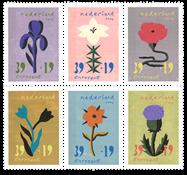 Nederland - Zomerzegels 2004