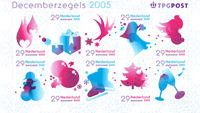 Holland 2005 - V2371-2380 - Postfrisk