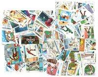 1000枚不同运动邮票