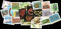 25 serpents