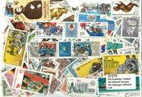 500枚不同德国邮票