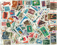 Bulgaria giant collection - 2000 different stamps