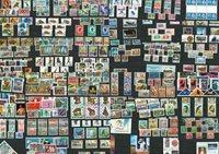 邮票包含有50个插卡