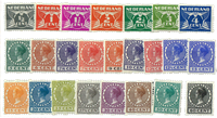 Netherlands 1928 - NVPH R33-R56 - Unused