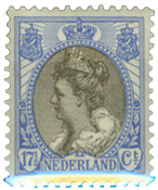 Holland - NVPH 67 - Postfrisk