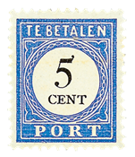 Holland 1894-1910 - NVPH P19 - Postfrisk
