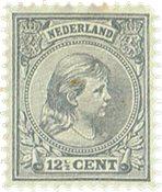 Holland - NVPH 38 - Ubrugt