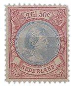 Holland - NVPH 47 - Ubrugt