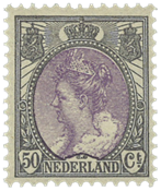 Holland - NVPH 75 - Postfrisk