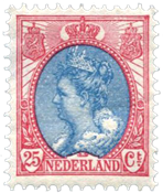 Holland - NVPH 71 - Postfrisk