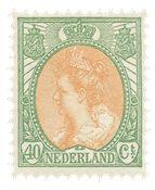 Holland - NVPH 73 - Postfrisk