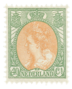 Holland - NVPH 73 - Postfrisk
