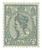 Holland - NVPH 81 - Ubrugt