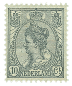 Netherlands - NVPH 81 - Unused