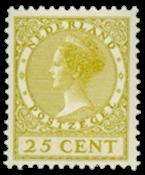 Holland - NVPH 157 - Ubrugt