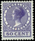 Holland - NVPH 162 - Ubrugt