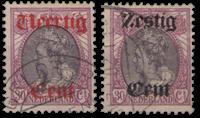 Nederland 1919 - Nr. 102-103 - Gebruikt