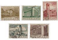 Zomerzegels 1955 - Nr. 655-659 - Gebruikt