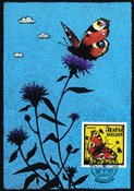Åland - Papillons - Cartes Maximum