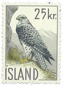 Island 1960 - AFA 340 - Postfrisk