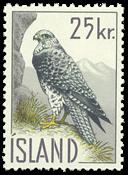 Island 1960 - AFA nr.340 Postfrisk