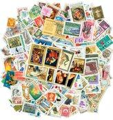 1000枚欧洲邮票