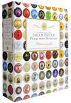 Reliure à anneaux GRANDE, 4 Pochettes ENCAP, pour 168 muselets de champagne