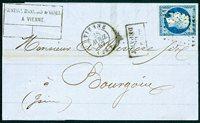 France - 5 lettres des années 1800