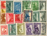 Bosnien - 45 forskellige