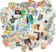 Danemark 1200 timbres
