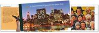 联合国成立50周年的小册子