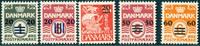 Îles Féroé provisoires 1940