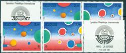 France 1982 - Philex-France 2 paires