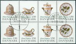 Danmark Flora Danica dobbeltstribe
