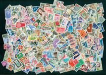 France - 250 timbres 1960-70