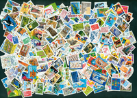 France 2000-09 - 600 different stamps