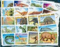 80 animaux préhistoriques