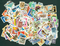 Europe 2000 different stamps