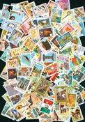 Guinea-Bissau - frimærkepakke 260 forskellige