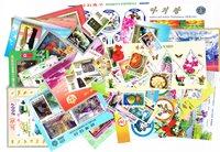 朝鲜邮票,2007年新票,21枚小型张和38枚单票