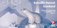 Grønland - Julefrimærker 2013 - Postfrisk frimærkehæfte