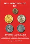 Sieg Danmark møntkatalog 2014