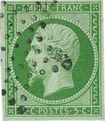 France 1854 - YT 12