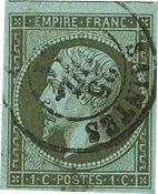 France 1860 - YT 11