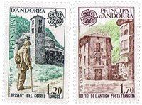 Andorra Europa 1979 postfrisk