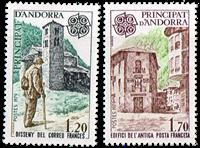 Andorre Europa 1979 neuf