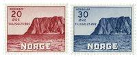 Norvège - Nordkap - Série neuve - Série neuve